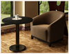 Best habitat furniture rustic sofa wood for living room!