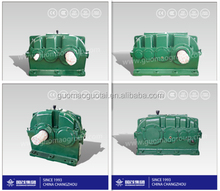 Guomao ZLY cylindrical 2 stages speed reducer for travelling crane