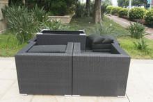 rattan sofa synthetic rattan furniture