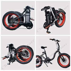 2016 christmas 350w/500w high speed electric cruiser foldable