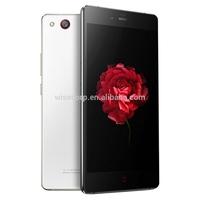 100% Original 3GB RAM 16GB ROM 5.5 inch Qualcomm Octa Core dual sim 4G LTE ZTE Nubia Z9 Max mobile phone