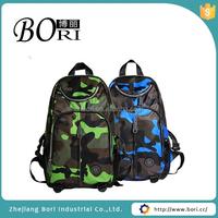 foldable camo sling teens nylon backpack