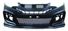 Body kit Front Rear Bumper Assy MUGEN Style for Honda Fit Jazz 2014