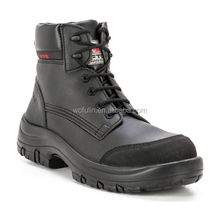 metal free safety shoes with kevlar midsole/non-metallic safety shoes with plastic toe cap