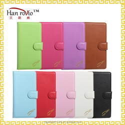 Cheap for HTC One E9+ flip leather case, leather phone case for HTC One E9 Plus