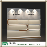 Reasonable price /new design shoes display cabinet