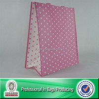 High Quality Custom Cheap PP Non Woven Grocery Tote Bag