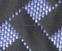 new products 2015 innovative product high quality glow in the dark fabric jacquard fabric for lady pants