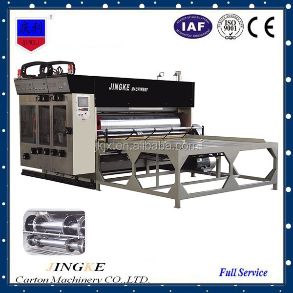 types of slotting machine