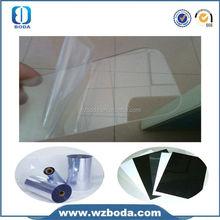 clear flexible plastic PVC sheet soft PVC roll