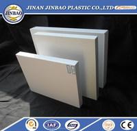 building materials light weight PVC flexible plastic sheet