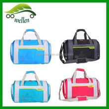 Shoulder portable folding sports bags, sports bags,duffle bag