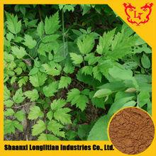 High Quality Black Cohosh Extract Powder / Cimicifuga Foetida L.