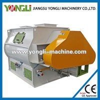 Small land occupation best choice animal feed mixer