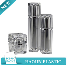 Wholesale cosmetic containers small round plastic containers 20g plastic containers