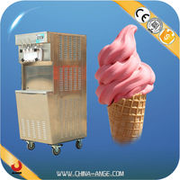 BXR-2238 big capacity high quality cheap top grade 3flavors new products soft ice cream machine china for sale