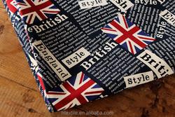 linen cotton fabric china wholesale natural linen cotton print fabric sofa linen fabric