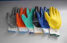 Fabrik-versorgungsmaterial 13 gauge nitril beschichtete handschuhe