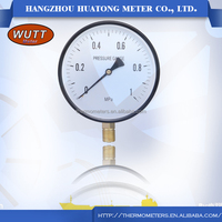 WUTT-Types vacuum manometer/ Natural Gas Lpg Pressure Gauge