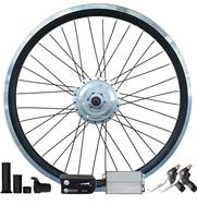 24v 250w brushless geared ebike motor kit