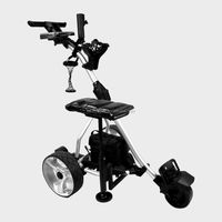 Manufacturer Remote-controlled Golf Electric Trolley