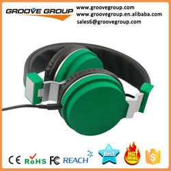 headset for mp3 cell 2015, plastic headset 2015
