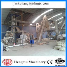 Hot-sale 1-20 t/h wood pellet production line with CE,ISO,SGS,TUV certification