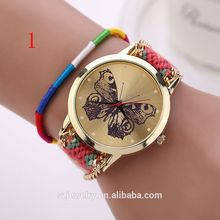 reloj elegante modelo nuevo con mariposa compra de relojes