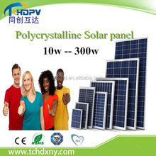 Cheap price for solar power system 100w 200w 250w 300w Polycrystalline Solar PV panel price