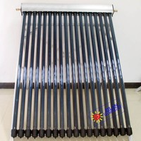 18tubes solar thermal collector price