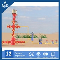 Intergrated wellhead assembly christmas tree with shut-off valve