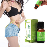 Slimming Oil Slim Thin Legs Thigh Natural Essential Massage Plant Burn Fat Products