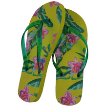 cheap promotional fashion woman flip flop