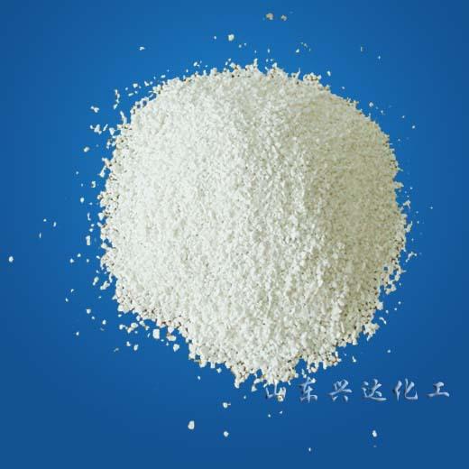 how to add cyanuric acid