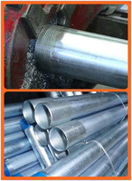 5 inch BS 4568 G.I Electrical Conduit pipe