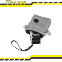 Wholesale retro design camera pouch for Nikon for Canon