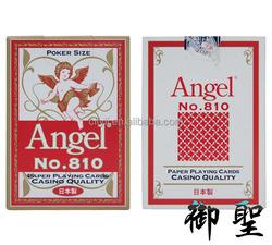 Brand Poker Playing Card - Angel (No.810)
