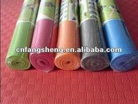4mm thickness eco-friendly PVC foam yoga mat