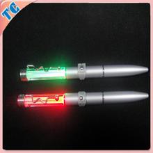 New arrival Led pen amazing led flashing pen with fancy shape