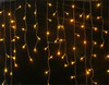 warmwhite led decorative lights curtain light /led light stage curtain