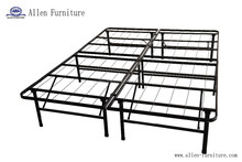 Platform Heavy Duty Metal folding base/Mattress Foundation, Queen Size