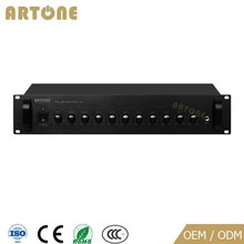 PRE-1102 8 input pre audio amplifier manufacturer