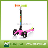 three wheeler children maxi 3 wheel scooter with colorful