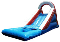 Hot Sale Inflatable Water Slides Inflatable Slide Inflatable Castles For Beach Games and Water Games