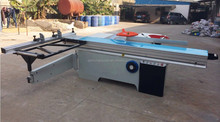 MJ45A model automatic sliding table saw made in china with electric control un and down