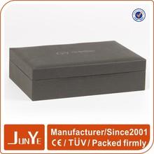Black cardboard greeting card boxes wholesale