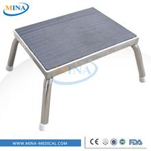 MINA-MC003 hospital stainless steel cheap aerobic step