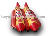 banana inflatable pleasure boat