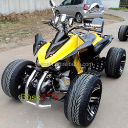 High Quality 250CC Water Cooled ATV Racing Quad Bike with LED Light