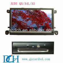 oem car dvd player for AUDI Q5/A4L/A5 WS-9213